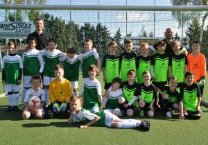 U9 / F1-Junioren des FC1950 Freudenberg